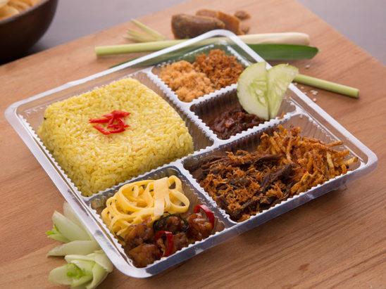 Nasi Kuning Nusantara